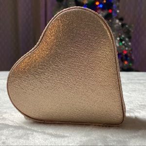 Nordstrom Small Heart Shaped Jewelry Box